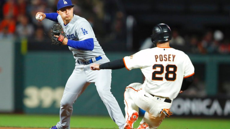 Giants and Dodgers